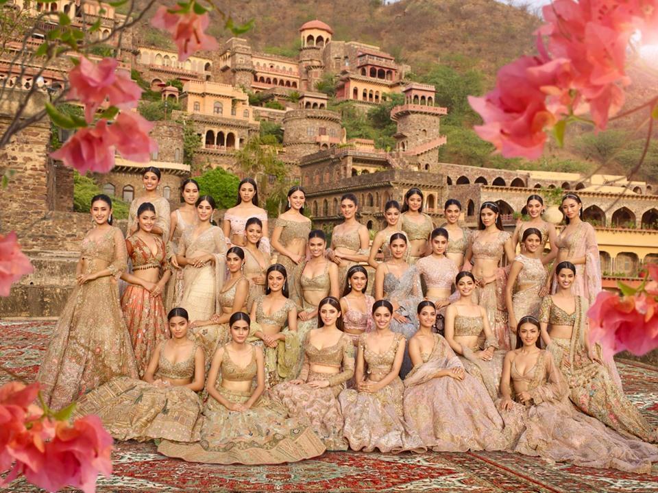 جدل بسبب «لون البشرة» يضع مسابقة ملكة جمال الهند بورطة كبيرة   مجلة سيدتي
