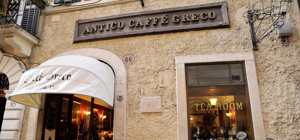 مقهى أنتيكو غريكو