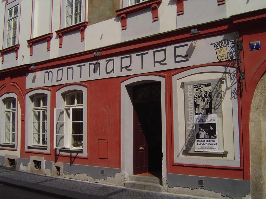 مقهى مونتمارتر