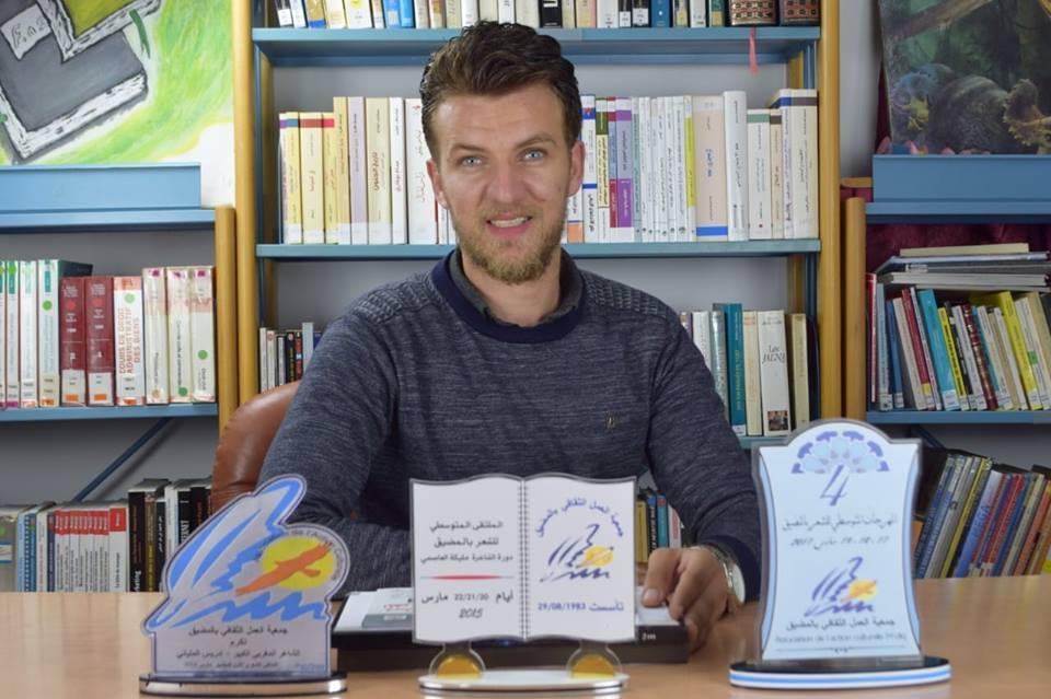الشاعر المغربي عثمان الدردابي