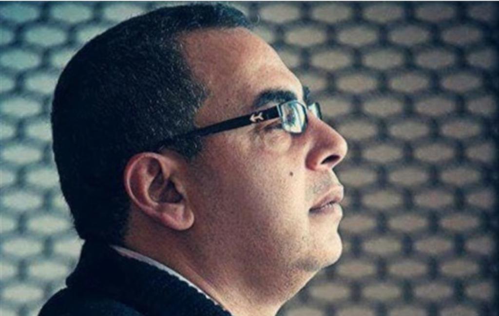 الكاتب أحمد توفيق