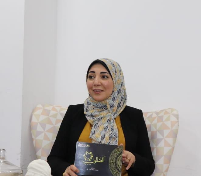 الدكتورة هبة شركس استشارية نفسية وخبيرة أسرية