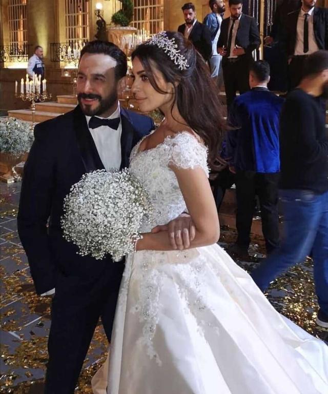 7c3461dde نادين نجيم ارتدت 4 فساتين زفاف خلال 7 سنوات! | مجلة سيدتي