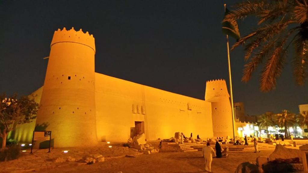 متحف المصمك في السعودية
