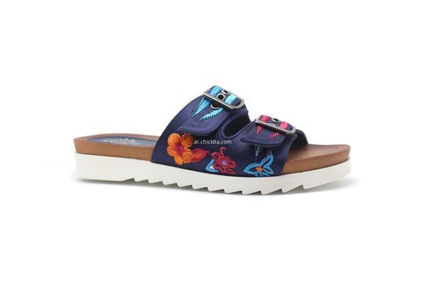 e3f84381a أحذية ملونة موضة هذا الصيف | مجلة سيدتي