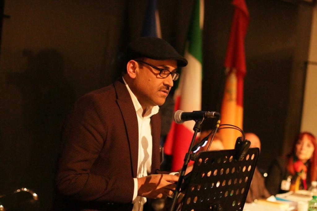 الشاعر السعودي علي الحازمي