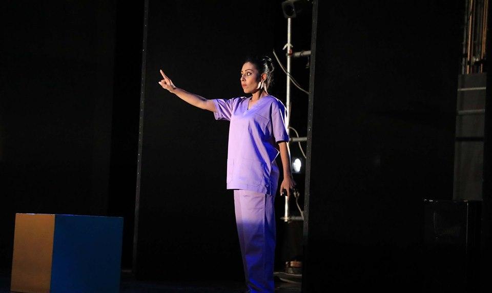 مسرحية ماسكارا في عمان