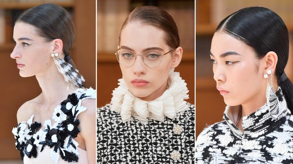 صيحات مكياج من أسبوع الموضة في باريس... رسمات الأيلاينر أبرزها   مجلة سيدتي