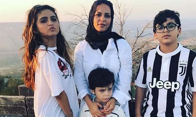 حلا الترك بين والدتها وزوجة والدها دنيا بطمة تثير الجدل بهذا الفيديو   مجلة سيدتي