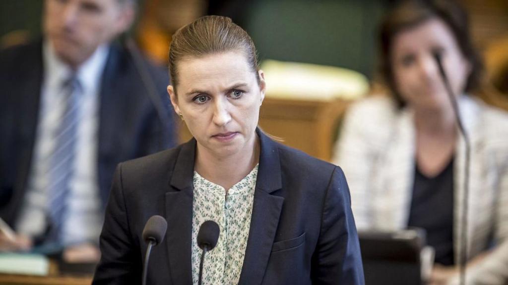 ميتي رئيسة وزراء الدنمارك