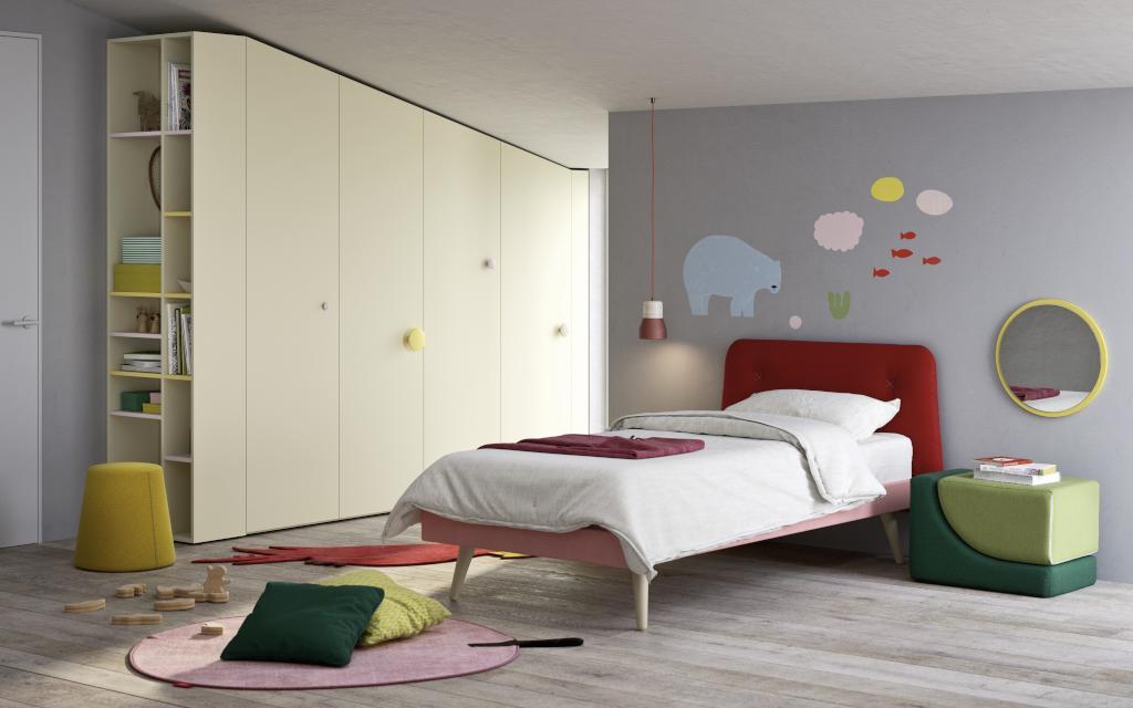 غرف نوم اطفال واحة للمرح وخيال لا يعرف الحدود   مجلة سيدتي