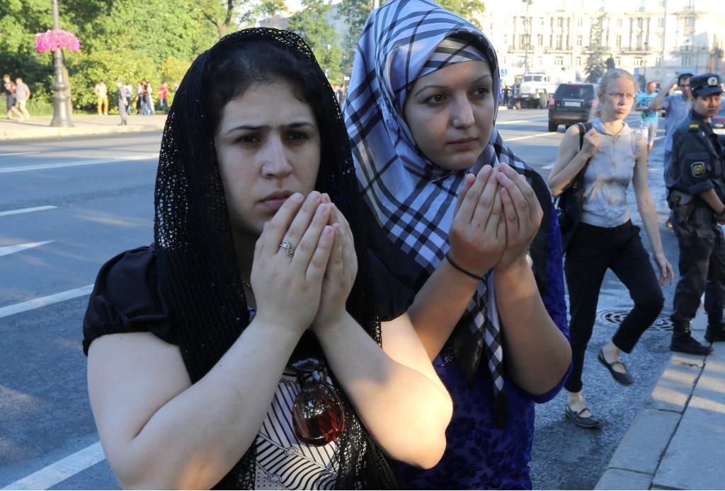 العيد في مختلف بلاد العالم