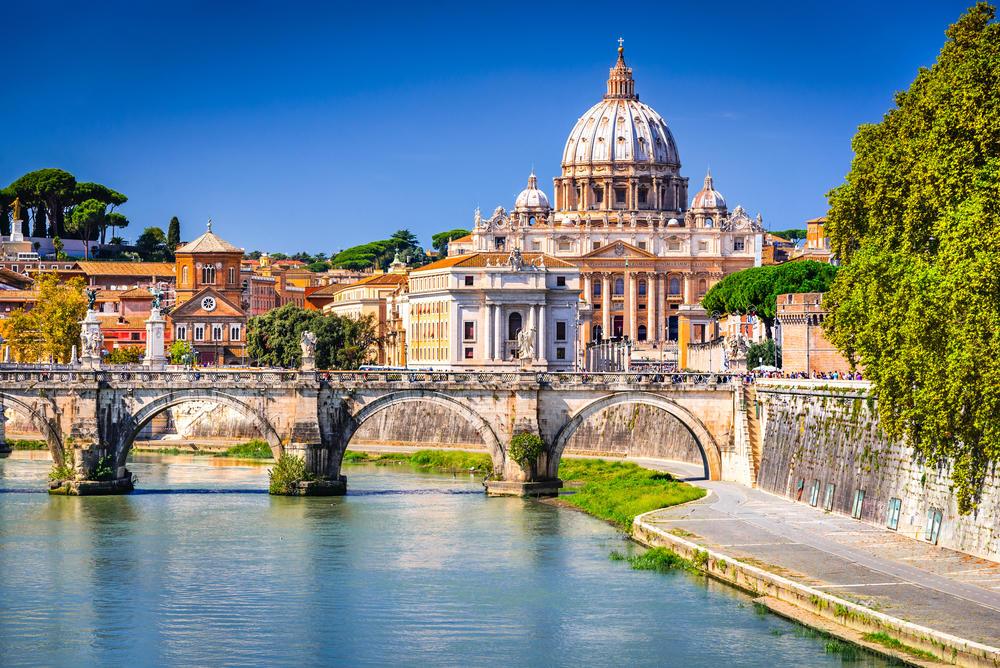 أماكن السياحة في روما مغرية   مجلة سيدتي