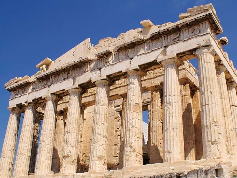 الحضارة اليونانية القديمة