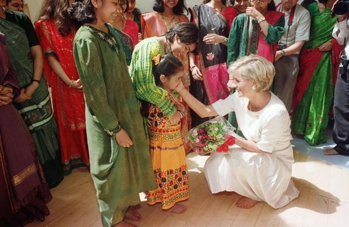 زواج الأميرة ديانا