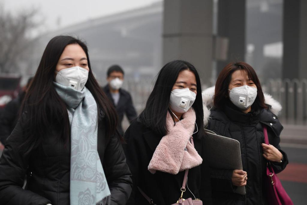 السمنة وعلاقتها بتلوث الهواء