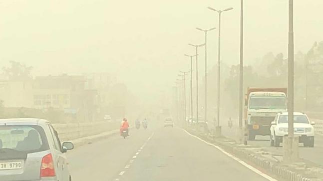 تبعات تلوث الهواء