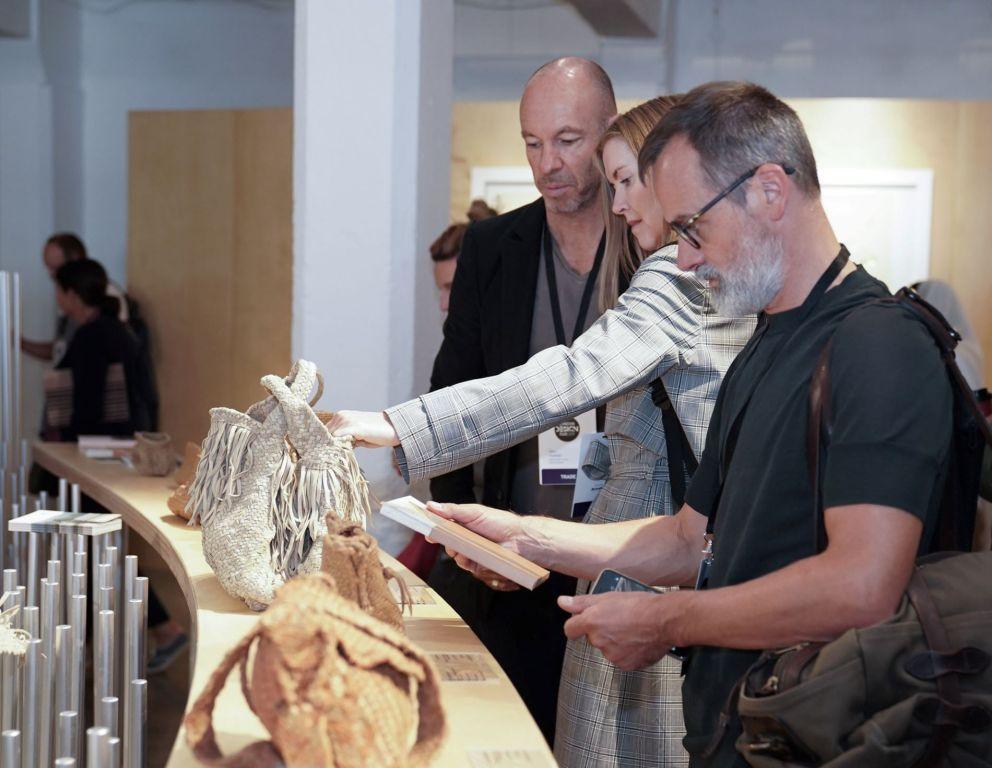 معرض لندن للتصميم يستعرض مصنوعات إماراتية