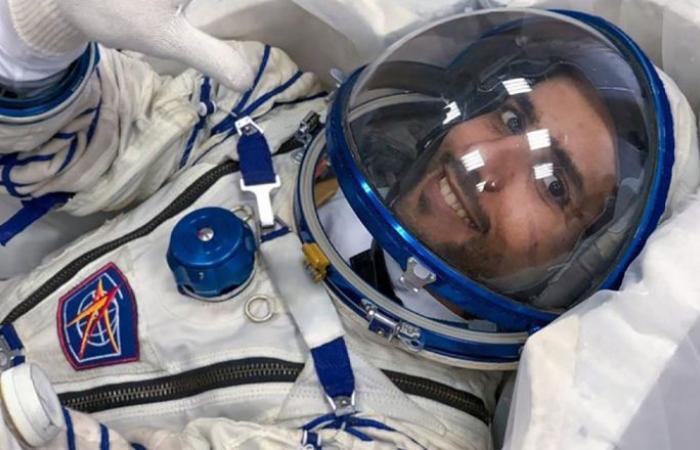 بدء العد التنازلي لرحلة المنصوري إلى الفضاء