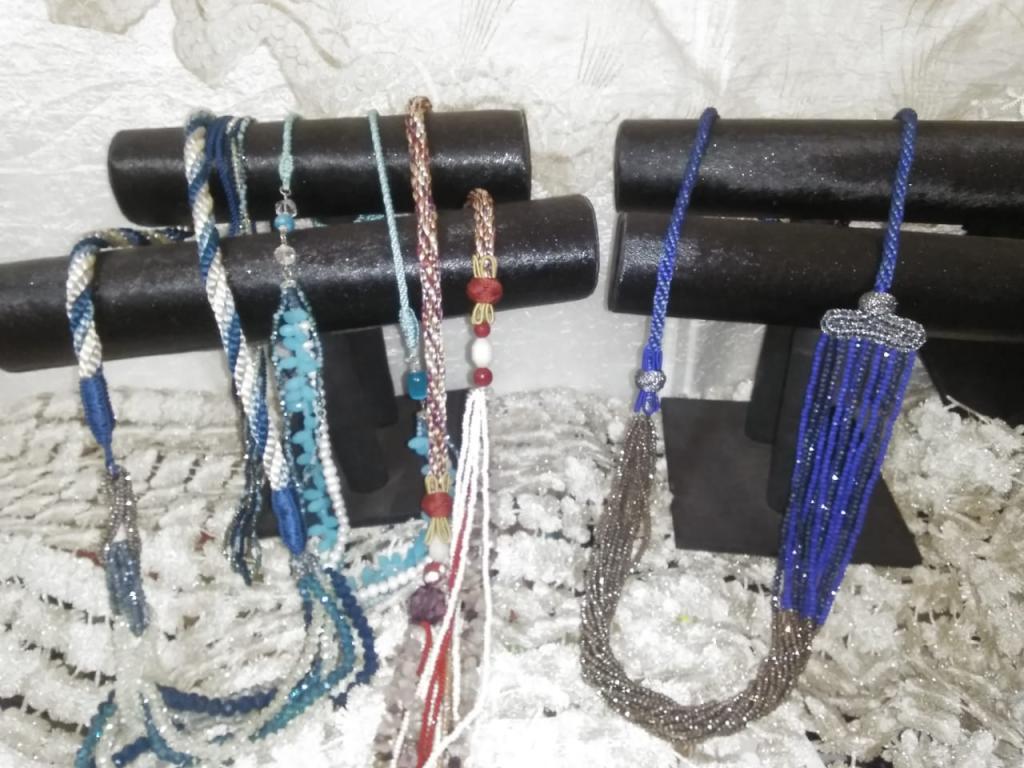 حلي من الحرير في المغرب