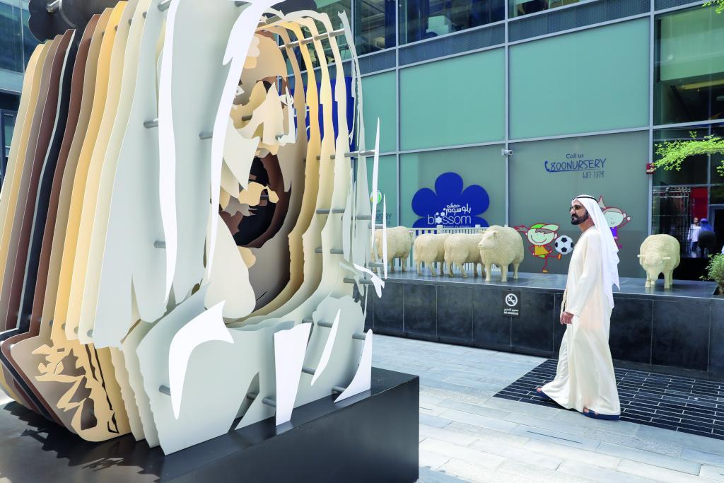 دبي تصدر أول فيزا للمبدعين في العالم وتطلق الف فعالية للفنون والآداب   مجلة سيدتي
