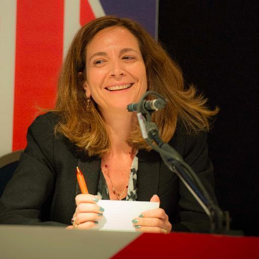 رولا خلفة رئيسة تحرير لكبرى الصحف البريطانية