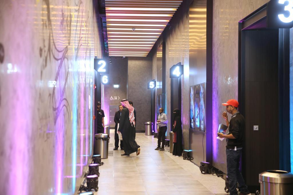 افتتاح ثامن دار سينما في شرق الرياض مجلة سيدتي
