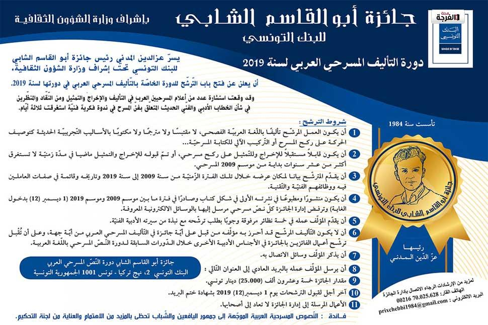 جائزة أبو القاسم