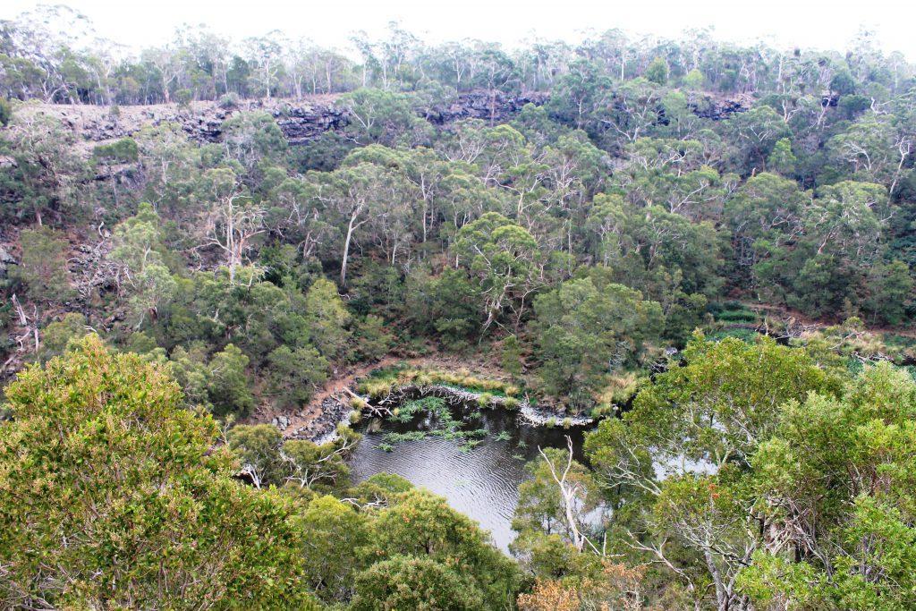 حرائق أستراليا تكشف عن نظام مائي قديم