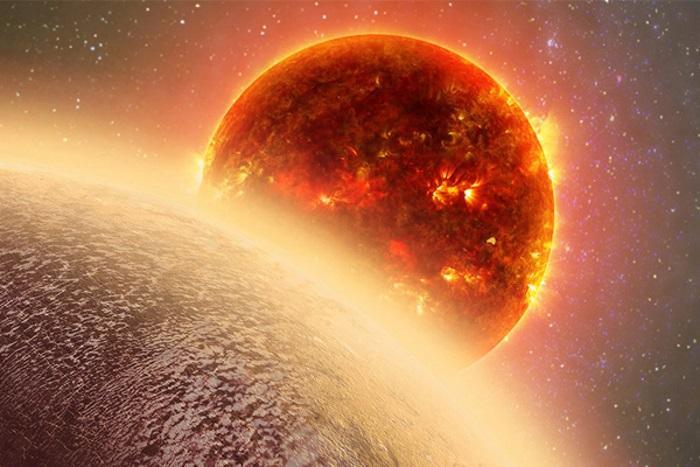 أكثر الكواكب الخارجية سخونة