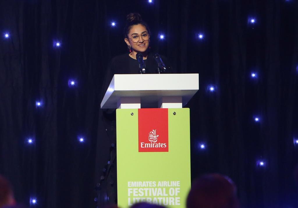 حفل ختام فعاليات مهرجان طيران الإمارات للآداب