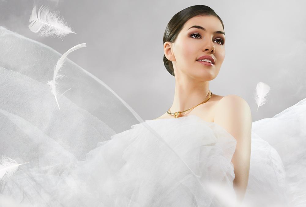 مكياج الجسم للعروس لإطلالة لافتة بيوم أحلامكِ   مجلة سيدتي