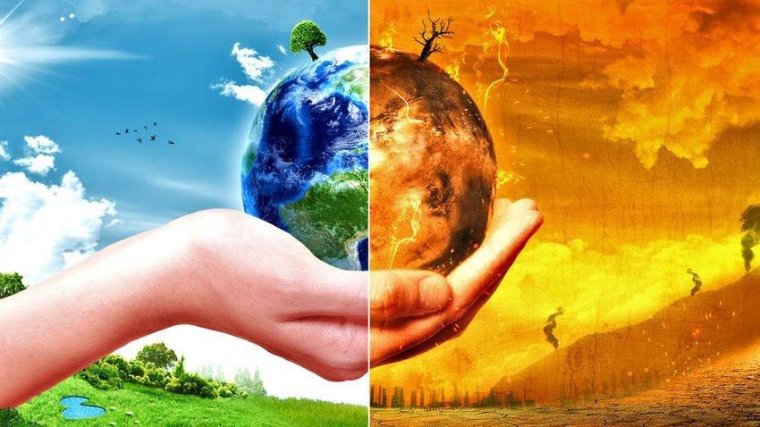 التقليل من التغيرات المناخية