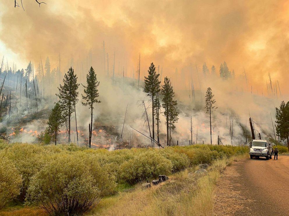 أسباب التغيرات المناخية