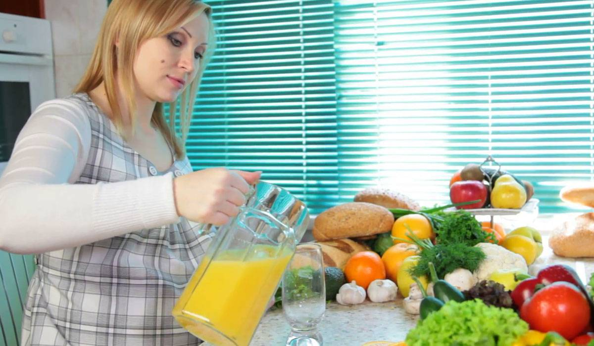 نتيجة بحث الصور عن أفضل نظام غذائي للحامل في الشهور الأخيرة من الحمل