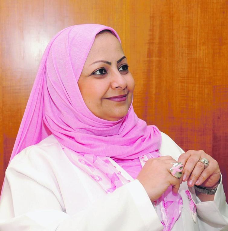 الدكتورة فاطمة الملحم