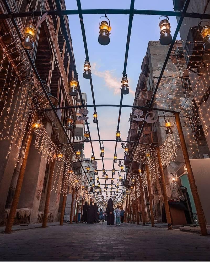 الأسواق الشعبية في جدة