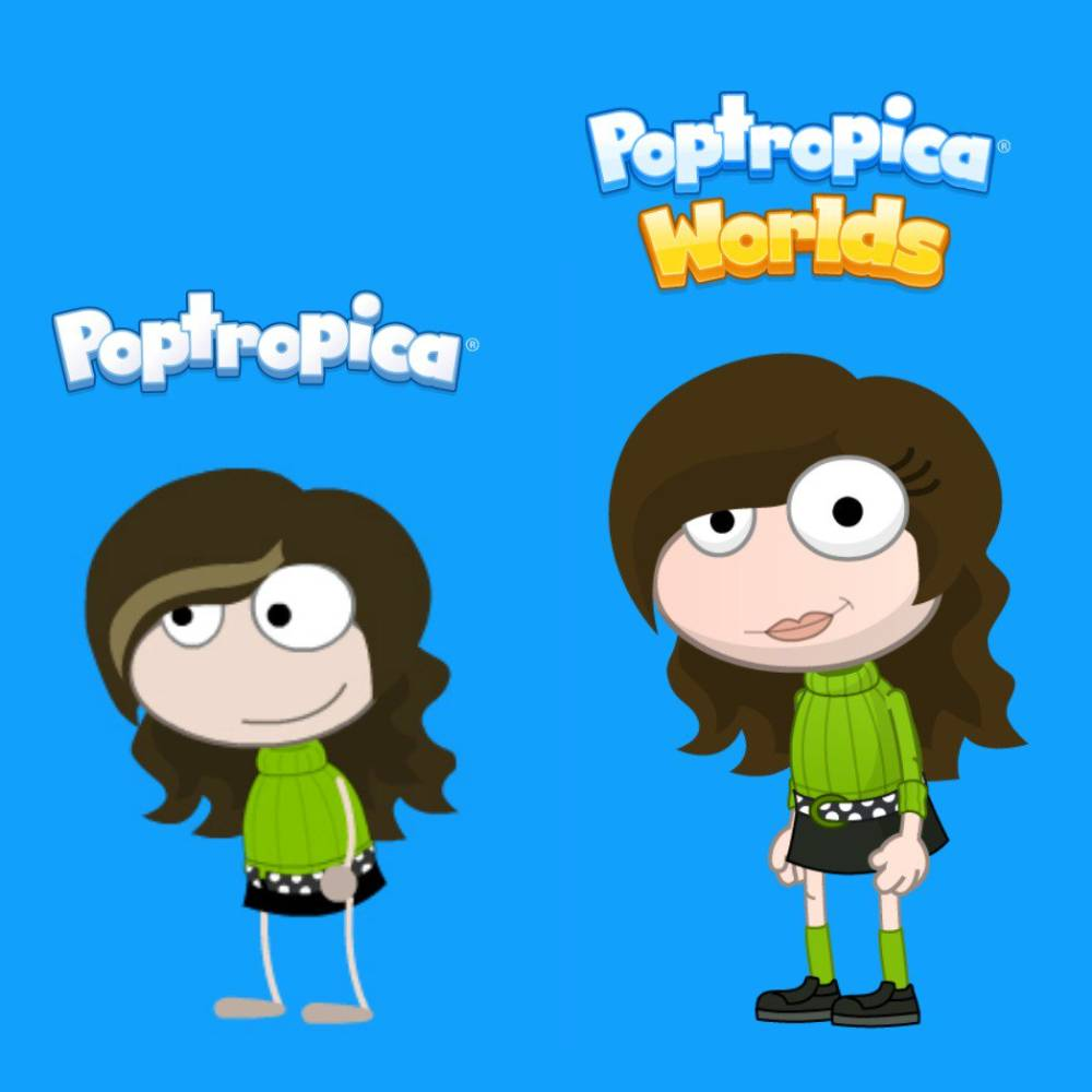 تطبيق Poptropica