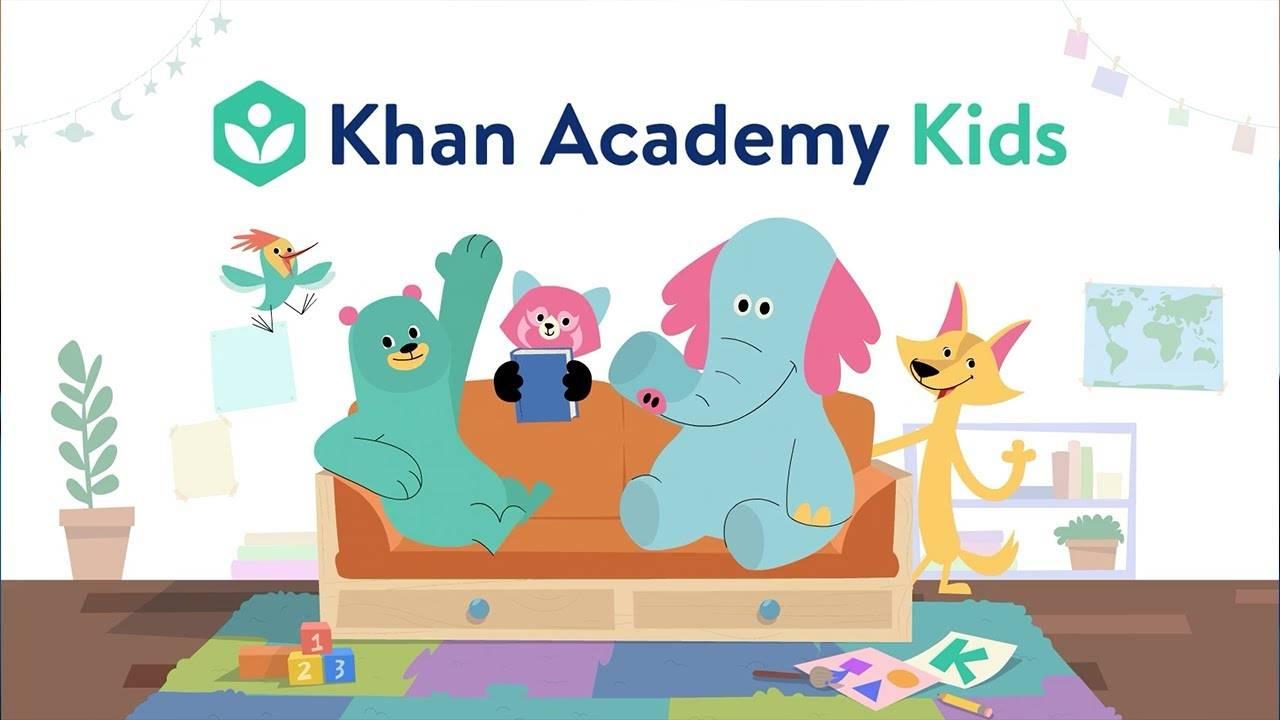 تطبيق Khan Academy Kids