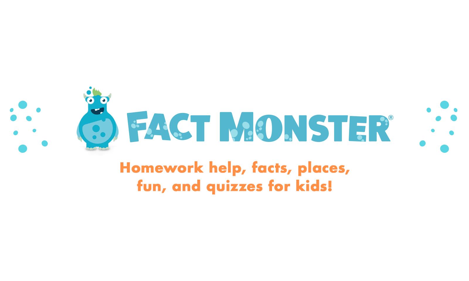 تطبيق Fact Monster