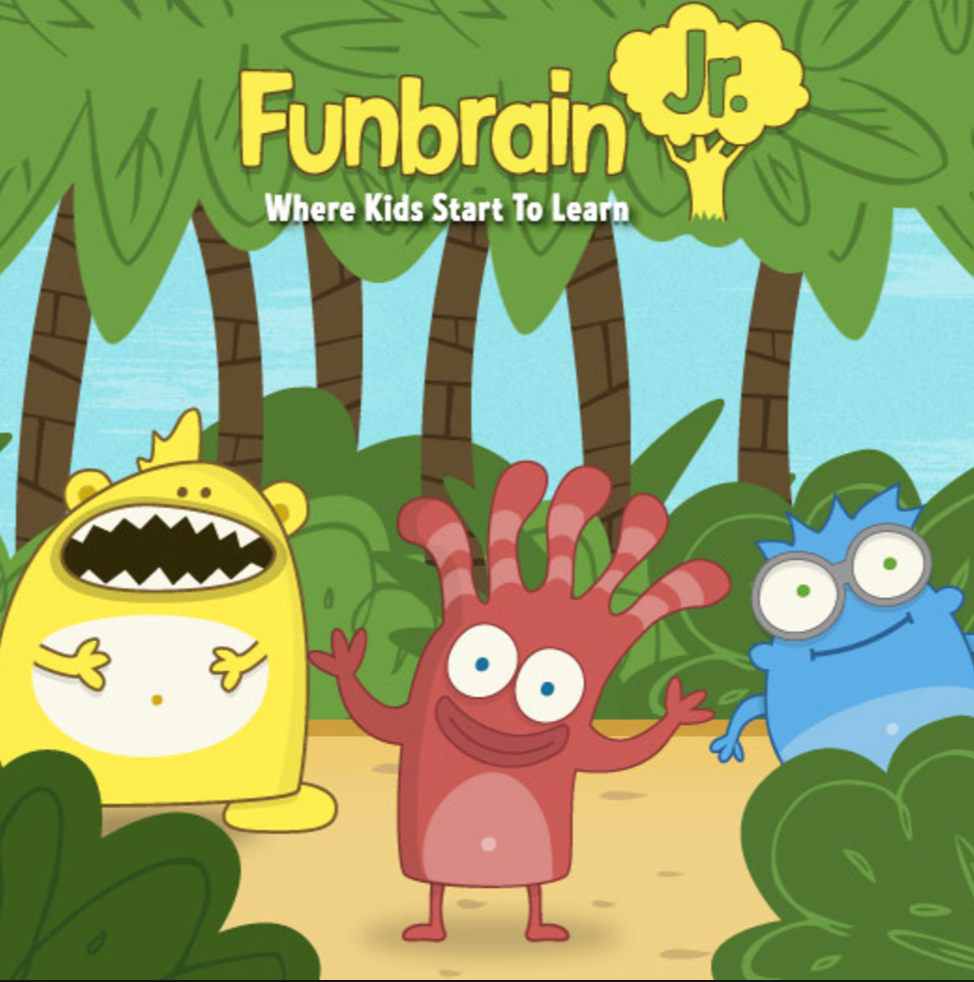 تطبيق Funbrain Jr