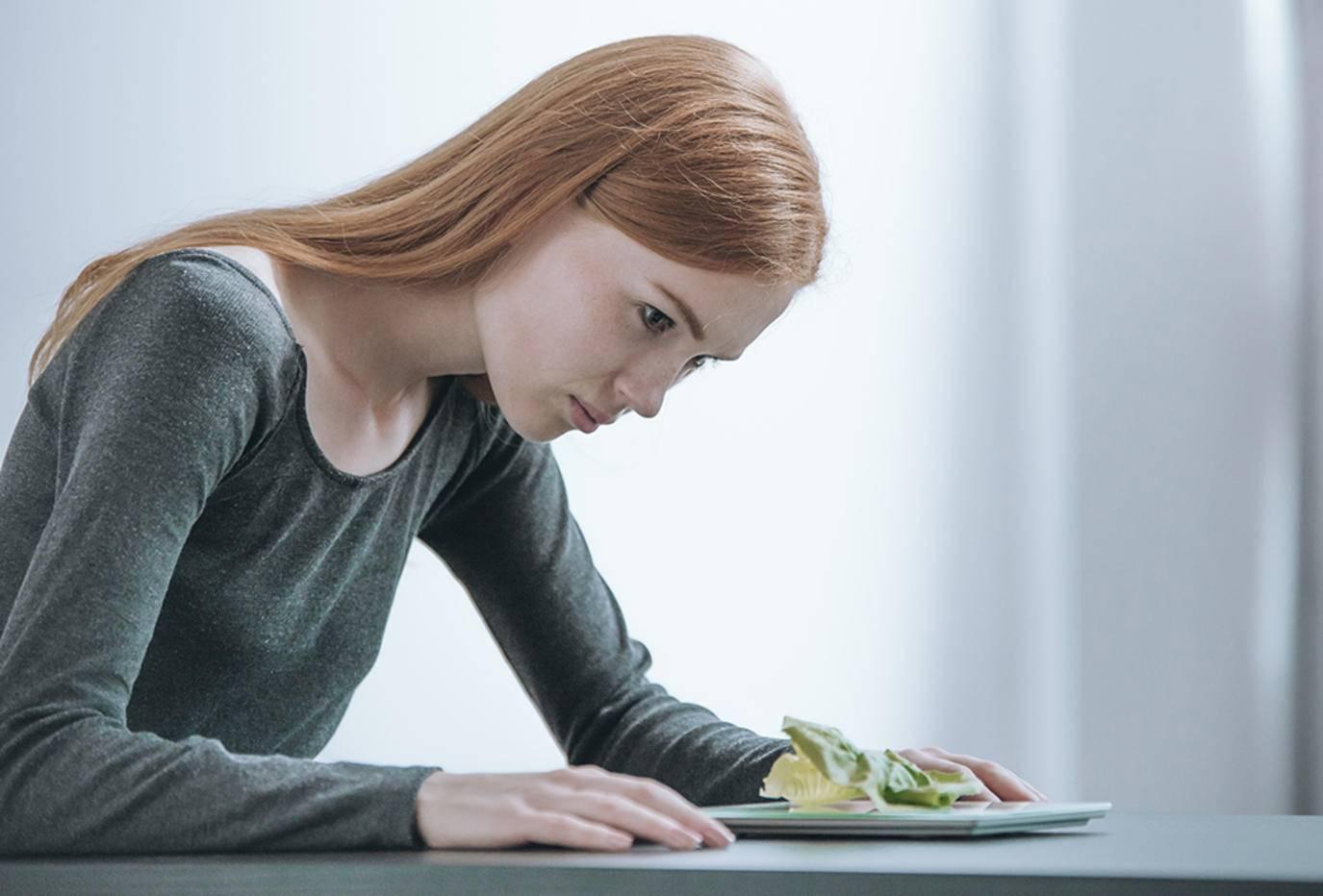 فقدان الرغبة فى تناول الطعام