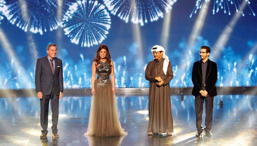 بعد انسحابه من برنامج Arabs Got Talent علي جابر يتهم ناصر القصبي بالخيانة