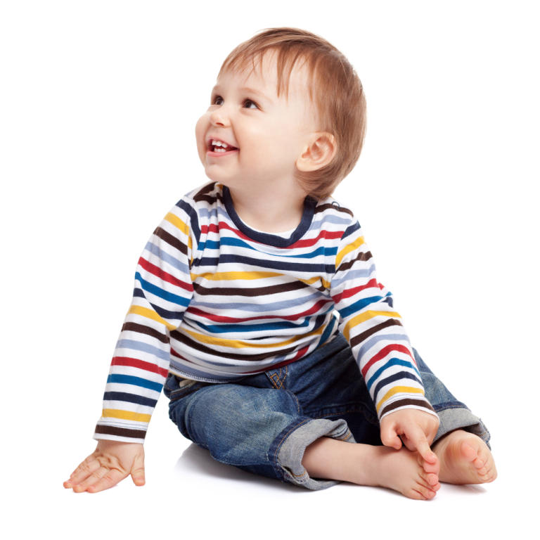 a14df9aec60d1 شروط اختيار ملابس الأطفال بعمر السنة