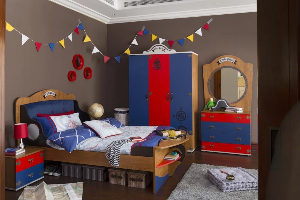 ديكورات غرف نوم أطفال للمساحات الضيقة مجلة سيدتي