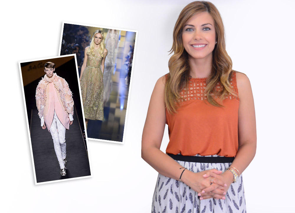 بالفيديو: جولة مع ريتا لمع على أسبوع الموضة في باريس