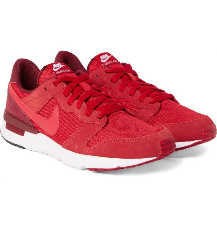 df11a3187 أحذية باللون الأحمر للرجل الجريء! | مجلة سيدتي