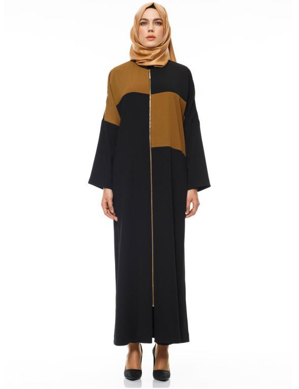 119300c2f ملابس محجبات: أناقة مميزة لفصلي الخريف والشتاء   مجلة سيدتي