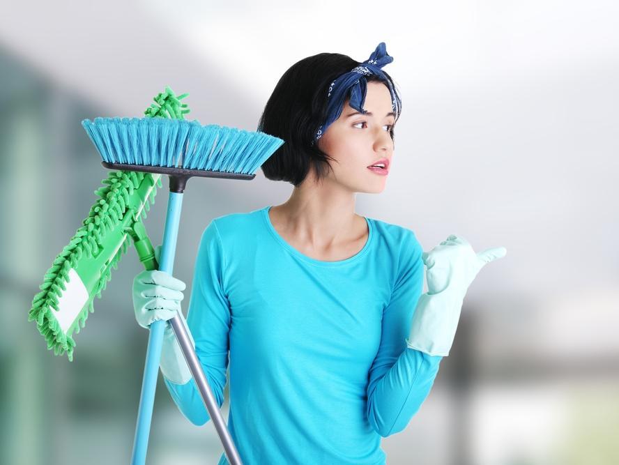 3 أخطاء في تنظيف البيت