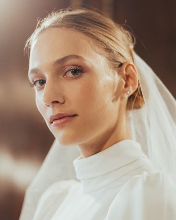 صيحات مكياج عروس خريف 2020